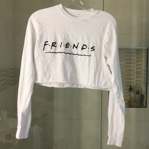 Friends t- shirt sz S